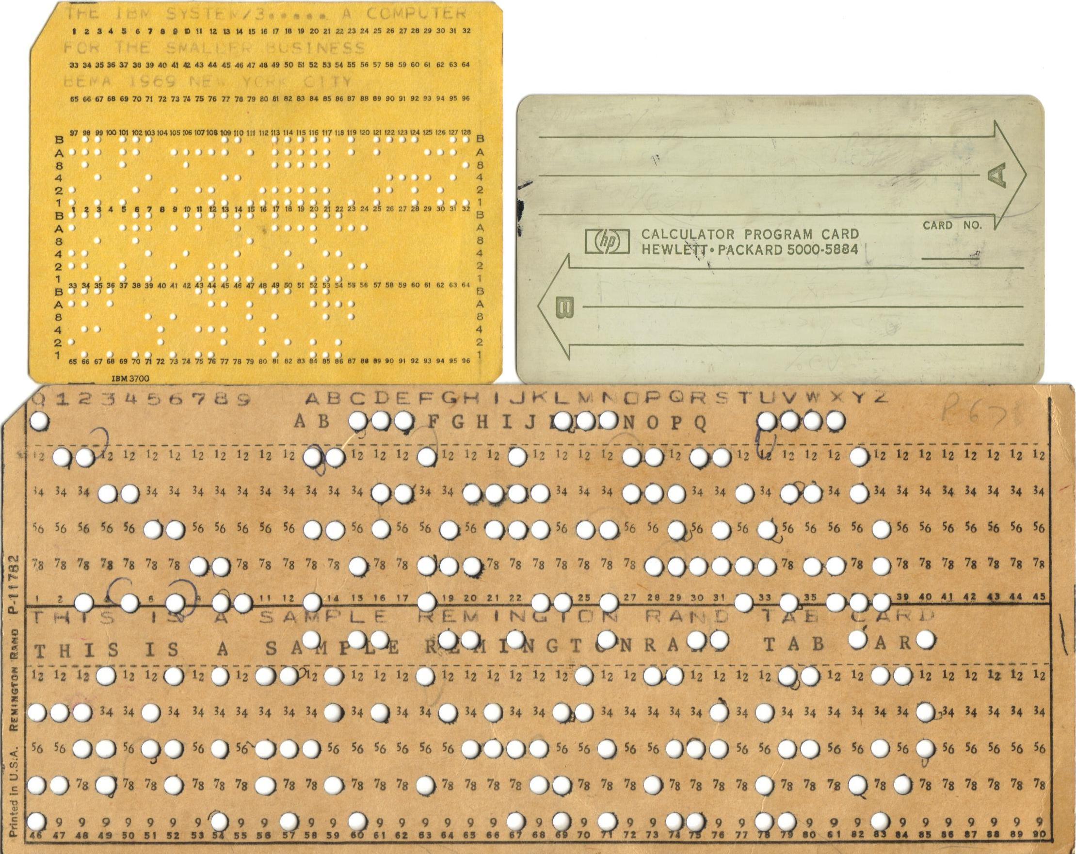 Best Punch Hewlett-packard Card Cards Computer images on Designspiration