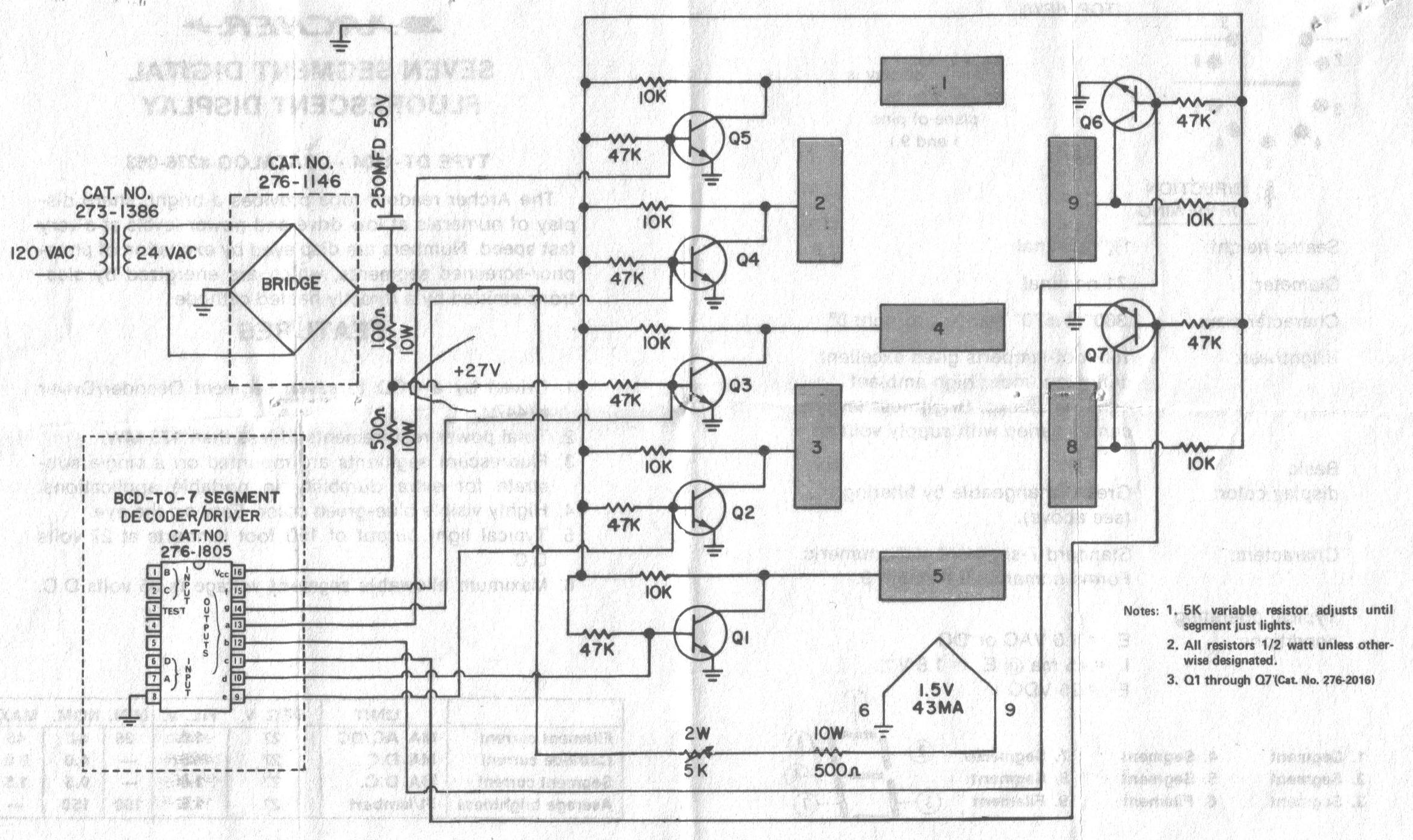 Jeffs Quickie Page Of Vintage Vfd Vacuum Fluorescent Displays Breaker Panel Wiring Likewise Military Time Clock On Can Light Spec Sheets